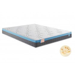 Matelas Mousse Dunlopillo Optimiste 22cm 140x190