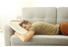 Pourquoi ne pas dormir sur le canapé ?